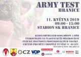 Army Test Hranice