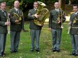 Koncert žesťového kvintetu Vojenské hudby Olomouc
