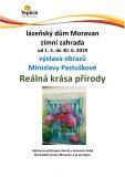 Miroslava Pastušková: Reálná krása přírody