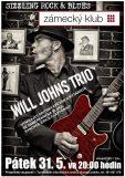 Will Johns Trio