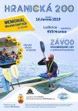 Hranická 200 – Memoriál Milana Bartoše
