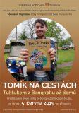 Tuktukem z Bangkoku až domů
