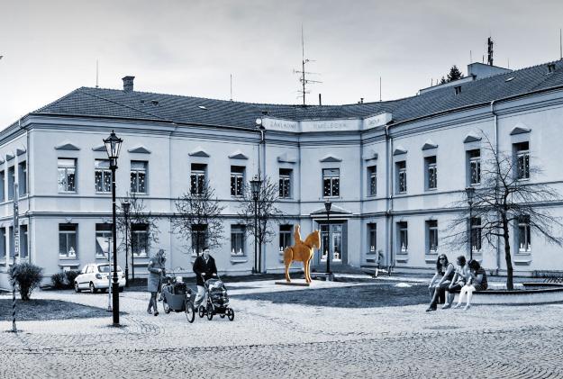 Vernisáž: Památník T. G. Masaryka na Školním náměstí