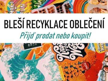 Slow bazar: Bleší recyklace oblečení