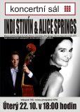 Indi Stivín & Alice Springs