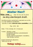 Dny otevřených dveří: Atelier HanT