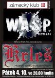 W.A.S.P. tribute CZ & Krleš