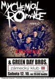 My Chemical Romance revival & Green Day Bros. – ZRUŠENO!