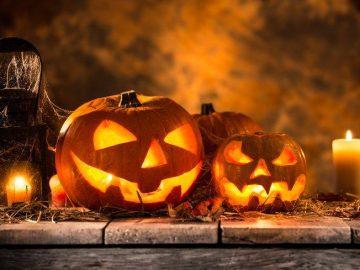 Loděnický Halloween 2019