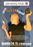 One Novák Show