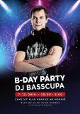 Birthday-párty DJ Basscupa