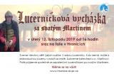 Lucerničková vycházka za svatým Martinem
