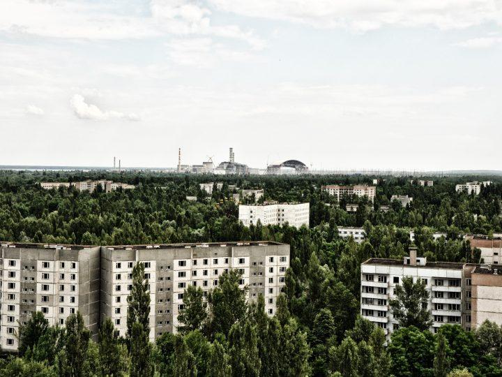 Cestopisná přednáška: Černobyl – spící peklo