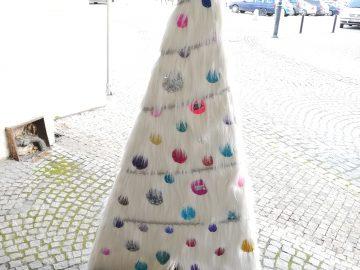 Výstava vánočních stromků / fotogalerie / Krejčovství Hugo, foto: Ivana Žáková