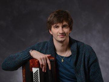 Český písničkář Petr Lüftner