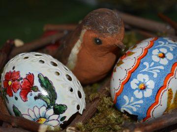 Výstava velikonočních tradic / fotogalerie / ptacek