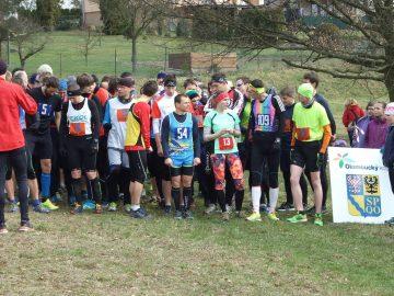 Lesní běh Opatovice