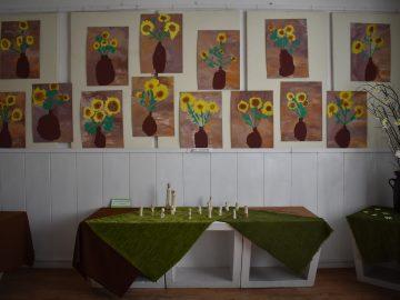 Výstava dětských prací / fotogalerie / Zdroj: Foto Radka Kunovská