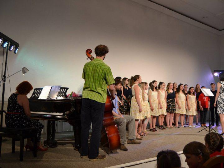 Koncert HDPS v kostele Stětí sv.Jana Křtitele