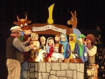 Hvězdné Vánoce / fotogalerie / Divadlo eMILLIon - Nad Betlémem svítí hvězda, foto: archiv divadla eMILLIon