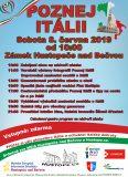 Italský den aneb Poznej Itálii