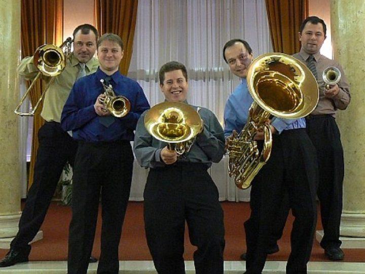 ZRUŠENO – Ostrava Brass Quintet