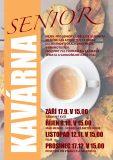 Senior kavárna nejen pro seniory