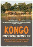 """""""Kongo"""" Extrémní expedice do extrémní země"""