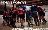 Florbalový zápas: FBC Hranice x FBK TJ Svitavy