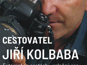 VYPRODÁNO: Cestovatel Jiří Kolbaba v Hranicích / fotogalerie /