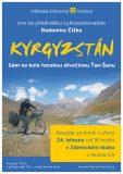 ZRUŠENO – Sám na kole horskou divočinou Ťan-Šanu
