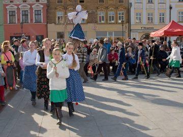 ZRUŠENO – Vítání jara / fotogalerie / Vítání jara - ilustrační foto z minulých ročníků, foto: archiv MKZ Hranice