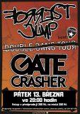 ZRUŠENO – Forrest Jump & GATE Crasher & host Doktor Doll