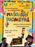 Maškarní karneval Střítež nad Ludinou
