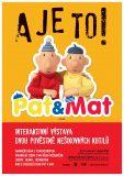 Vernisáž: Pat a Mat