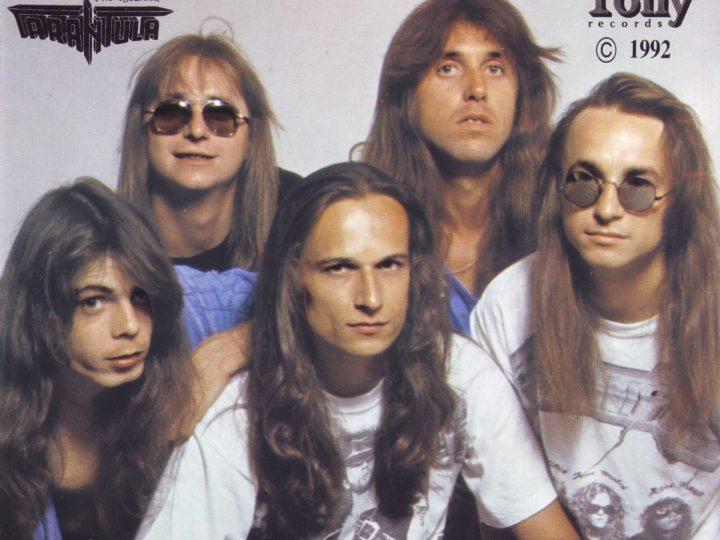 Hranická rocková scéna devadesátých let
