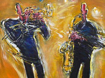 Vernisáž: Václav Frolík – V jazzovém opojení