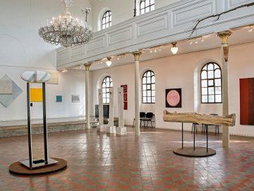 ZAVŘENO: Lubomír Jarcovják – Prohled / fotogalerie / Výstava Lubomíra Jarcovjáka v Galerii Synagoga, foto: Jiří Necid