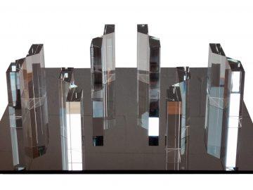 Václav Cigler – Skleněné rozvrhy / fotogalerie / Výstava Václava Ciglera v Galerii Synagoga, foto: Michal Motyčka