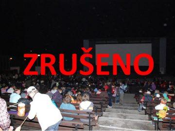 ZRUŠENO: Silvestr v letním kině s ohňostrojem
