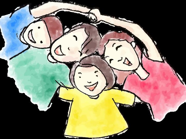 Tanečky pro děti s maminkou