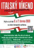 Italský víkend 2020
