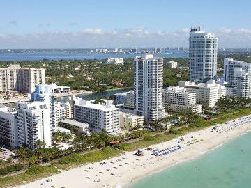 Z Miami na Karibské ostrovy
