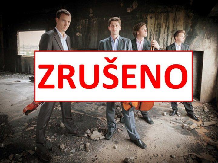 ZRUŠENO: Bennewitzovo quarteto