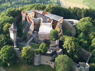 Otevření renesančního paláce hradu Helfštýn