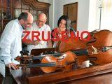 ZRUŠENO: Smetanovo trio