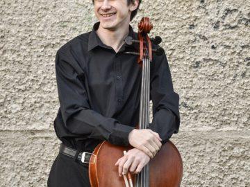 Violoncello dvou generací / Trio pražské konzervatoře / fotogalerie / Violoncello dvou generaci 3