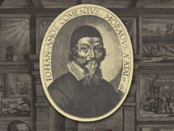 Jan Amos Komenský: Velký Moravan