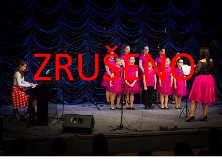 ZRUŠENO: Adventní koncert HDPS a hostů