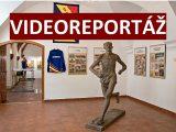 Královna sportu – virtuální prohlídka